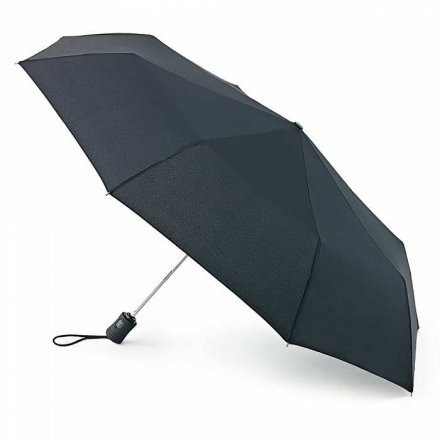 Umbrella - Fulton Open & Close-3 (Black)