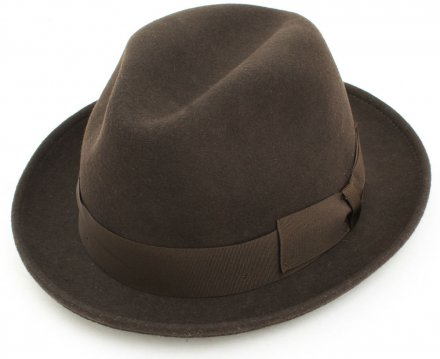 Hats - City Sport Caps Trilby (brown)
