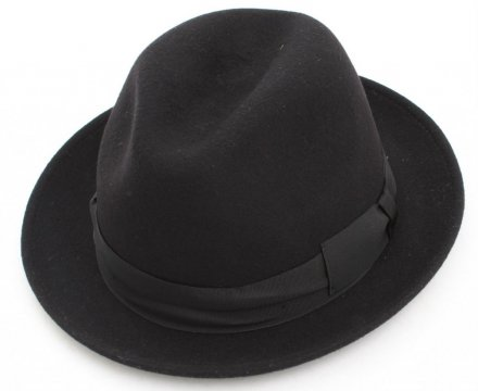 Hats - City Sport Caps Trilby (black)