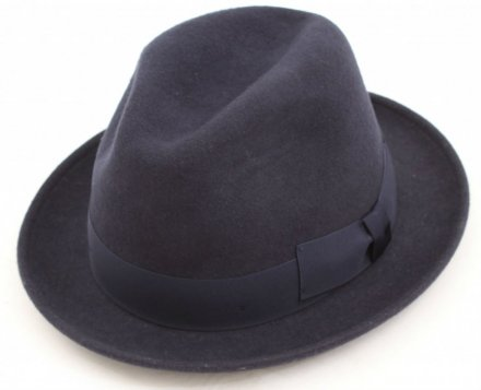 Hats - City Sport Caps Trilby (navy blue)