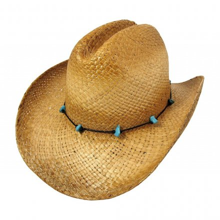 Hats - Calamity Cattleman Cowboy Hat (natural)