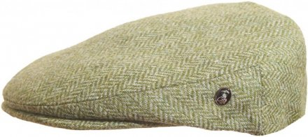 Flat cap - City Sport Caps Voiron (green)