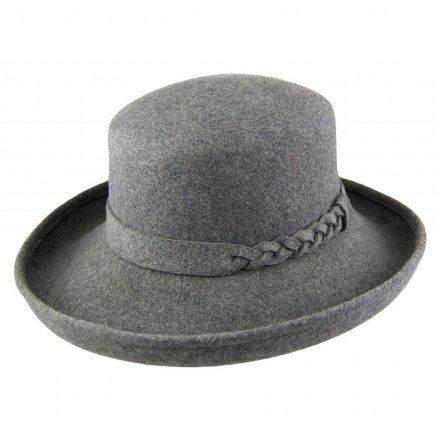 Hats - Crushable Kettle Hat (grey)