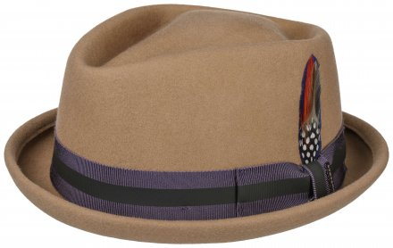 Hats - Stetson Ecron Diamond Crown (beige)