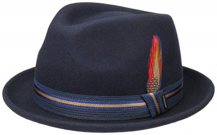 Hats - Stetson Mitchell (dark blue)