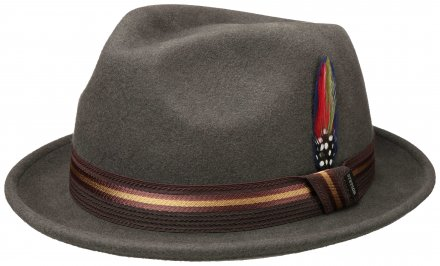 Hats - Stetson Mitchell (grey)