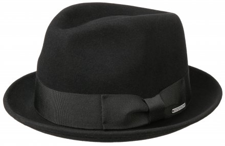 Hats - Stetson Colby Wool/Cashmere (black)