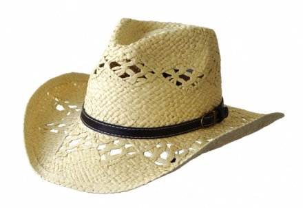 Hats - Jacaru Cowboy Natural