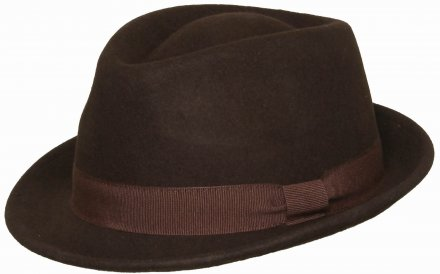 Hats - Gårda Padua Trilby (brown)