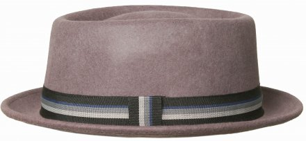 Hats - Gårda Gallio Pork Pie (grey)