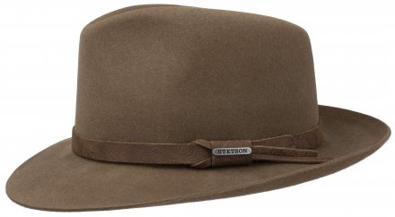 Hats - Stetson Downey Fur Felt (brown)