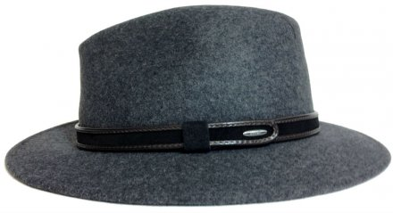 Hats - Bugatti Graham (dark grey)