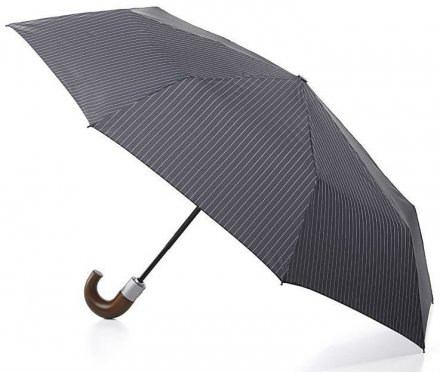 Umbrella - Fulton Chelsea (City Stripe Grey)