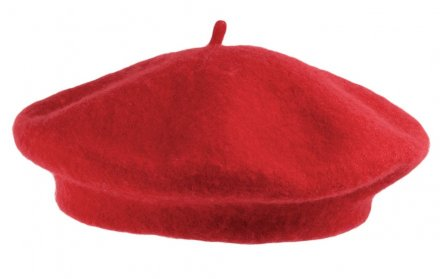 Beret - Wool Fashion Beret (red)