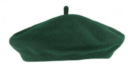 Beret - Wool Fashion Beret (green)