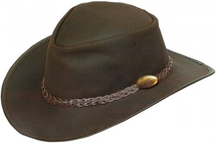 Hats - Jacaru Adventure Oil (brown)