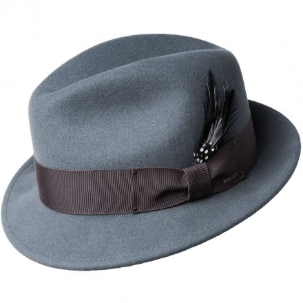 Hats - Bailey Tino (blue-grey)