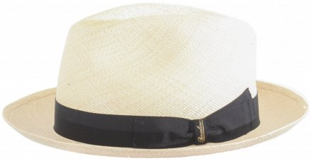 Hats - Borsalino Panama Quito Medium Brim (natural)