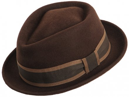 Hats - Faustmann Breno (dark brown)