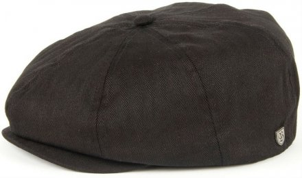 Flat cap - Brixton Brood (black)