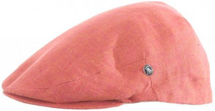 Flat cap - City Sport Caps Vannes (red)