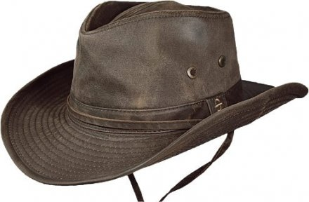 Hats - Stetson Diaz (brown)