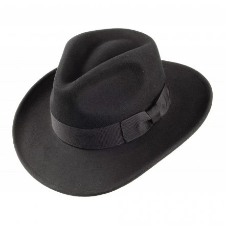 Hats - Ford Fedora (black)