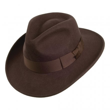 Hats - Ford Fedora (brown)