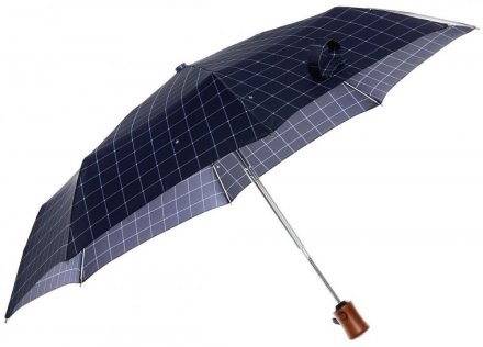 Umbrella - Fulton Window Pane Check Hoxton-2