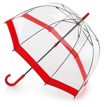 Umbrella - Fulton Birdcage (red)