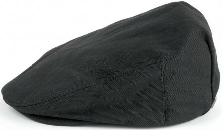 Flat cap - Brixton Hooligan (black)