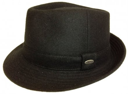 Hats - Mayser Delos (black)