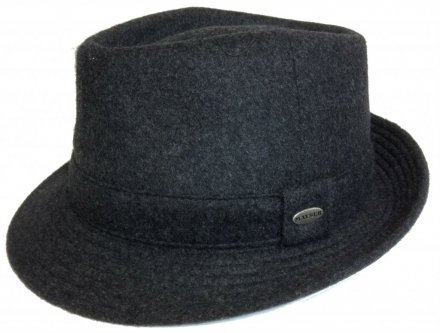 Hats - Mayser Delos (grey)