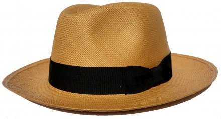 Hats - Gårda Dieter Panama (light brown)