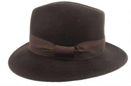 Hats - Gårda Tarvisio Fedora (brown)