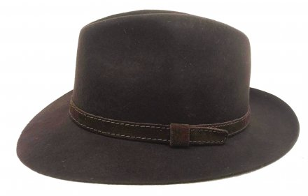 Hats - Gårda Tropea Fedora (brown)