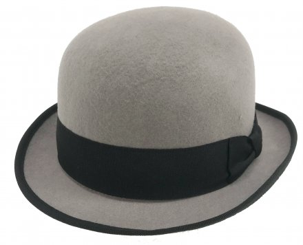 Hats - Gårda Aviano Bowler (grey)