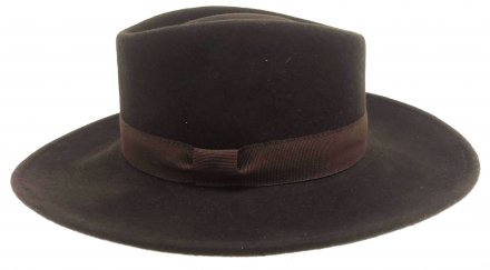 Hats - Gårda Napoli Fedora (brown)