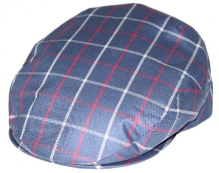 Flat cap - City Sport Caps Chimay (navy blue)