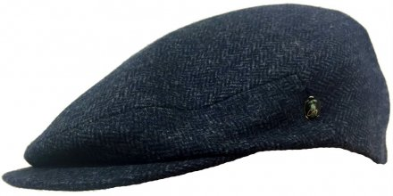 Flat cap - City Sport Caps Gaillon (blue)