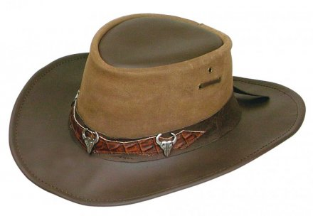 Hats - Jacaru New Rodeo (brown)
