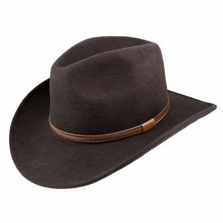 Hats - Jaxon Sedona Cowboy (brown)