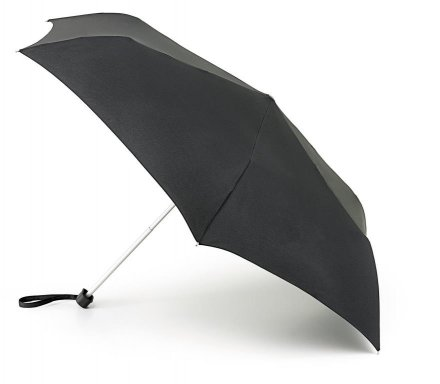 Umbrella - Fulton Miniflat (black)
