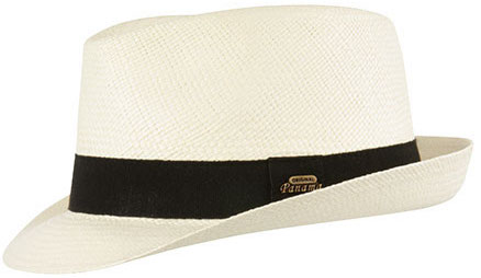 Hats - MJM Luis Panama (natural)