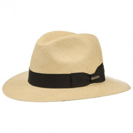 Hats - Stetson Marcellus Panama (nature)