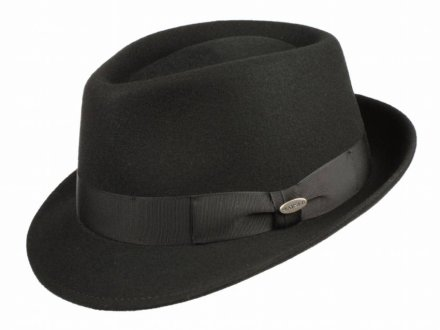 Hats - Mayser Troy (black)