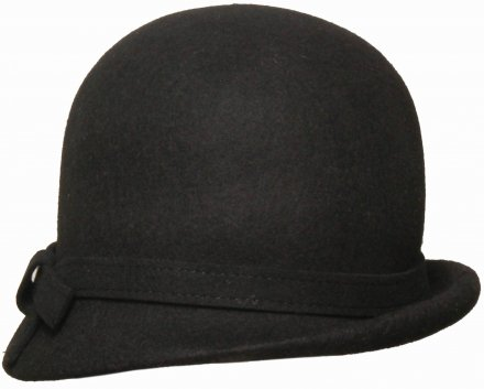 Hats - Gårda Ofena Cloche (black)
