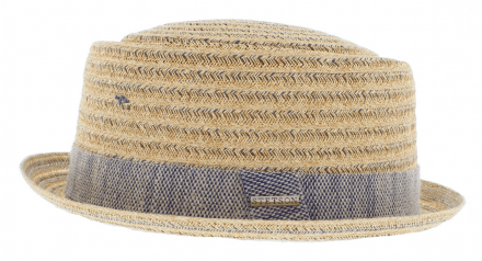 Hats - Stetson Rayon Toyo Summer Pork Pie (nature)