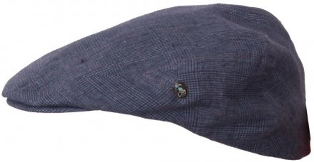 Flat cap - City Sport Caps Ermont (blue)