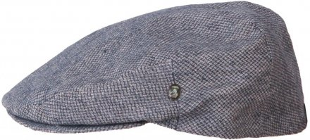 Flat cap - City Sport Caps Gagny (grey-blue)